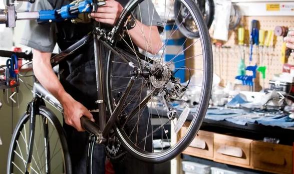 Обслуживание велосипедов