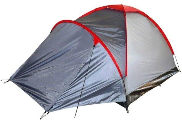 Трехместная палатка напрокат