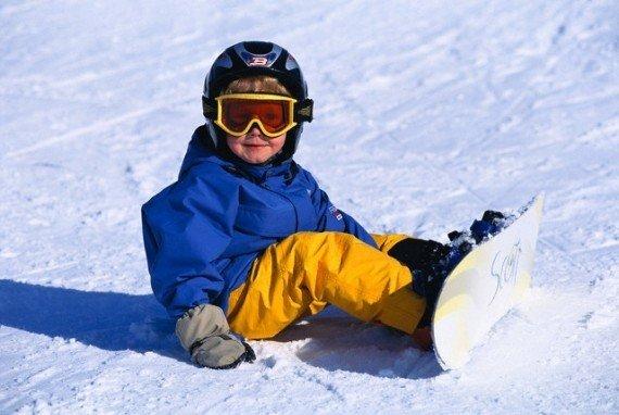 Сноуборды для детей
